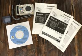 Panasonic Lumix DMC-TZ5 Silver Digital Camera - $46.74