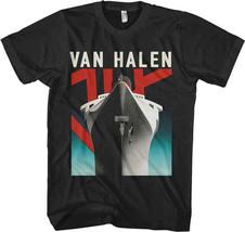 Van Halen-Tokyo Dome In Concert-Large  Black  T-shirt - $16.44