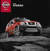 2013 Nissan XTERRA sales brochure catalog US 13 X S PRO-4X - $10.00