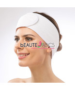 12 Pcs Stretchable Facial Spa Headband Terry Cloth - #AH1009Wx12 - $42.95