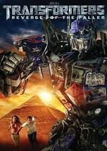 Transformers: Revenge of the Fallen (Single Disc) DVD - $3.63