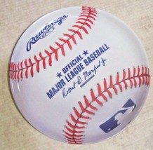 "Rawlings Major League Baseball Serving Trays Platter 13.5"" 2015 - $11.65"