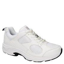 Drew Shoe Men's Lightning II Sneakers,White,11.5 M - $149.95