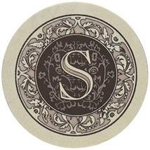 Thirstystone Monogram S Coasters - $597,68 MXN