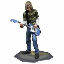 NECA Kurt Cobain Smells Like Teen Spirit Fender Guitar Action Figure Toy... - $119.99
