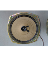 8TT29  PAIR OF SPEAKERS FROM BOOMBOX: SOUND GREAT, GOOD CONDITION - $7.80