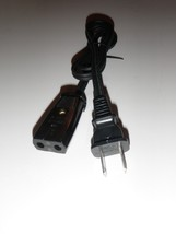 Power Cord for Sunbeam Coffee Percolator Models C30 C30A C30B C30C (2pin... - $13.83