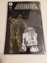 STAR WARS: DROIDS #1 - BLACK COVER + STAR WARS BACK PACK - FREE SHIPPING - $18.70