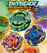 [Takara Tomy] Beyblade Burst B-121 Cho-Z Triple Booster Set Authentic image 2