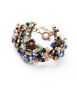 High Quality Women Chunky Statement Acrylic Women Bracelets - $36.56