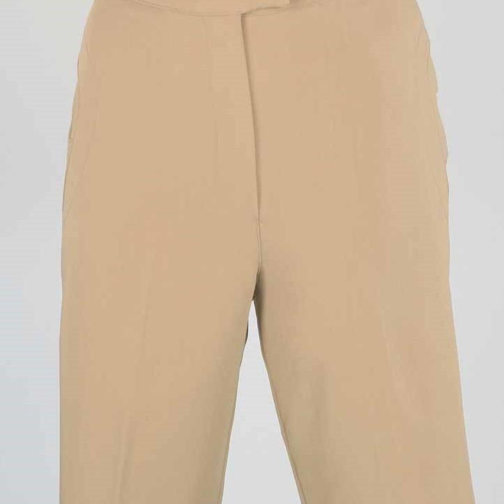 "Women's 26"" Stylish Plaid Golf & Casual Capri - New - GoldenWear image 3"