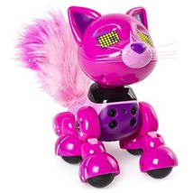 Zoomer Meowzies, Runway, Interactive Kitten with Lights, Sounds and Sensors - $47.42