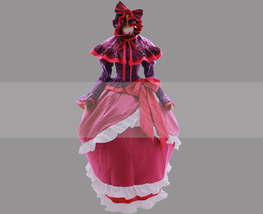 Overlord Shalltear Bloodfallen Dress Cosplay Costume for Sale - $168.00
