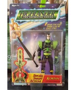 """KORTAN Action Figure with Sword - Highlander The Animated Series - 5.5"""" - $26.41"""