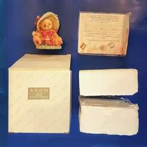 Avon Exclusive Cherished Teddies JANET 1997 NEW in BOX Enesco Priscilla Hillman - $11.88
