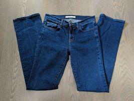 J Brand 28 Aruba Denim Skinny Slim Stretch Medium Wash Jeans Womens Pants image 4