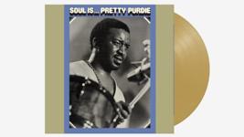 Bernard Purdie Soul Is Pretty Purdie Exclusive Gold Colored Vinyl LP - £46.53 GBP