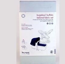 Bugaboo Buffalo Tailored Fabric Set, Red FREE SHIPPING - $130.00