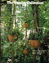 Vintage 1976 Natural Knots Macrame Plant holders, Wall Hangings & Hangin... - $16.20