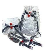 Wedding Cake Knife Server Money Bag with Ring Bearer Kit - $89.97