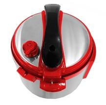 4 qt electric pressure cooker red top thumb200