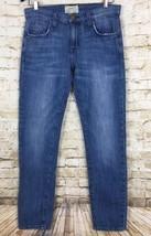 Current Elliott 23 Jeans Women's The Fling Loved Stripe Blue Stripe - $31.79