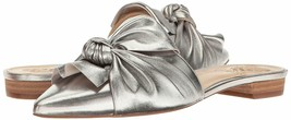 Vince Camuto Women's Sandals Marketa Mule Size 9M Color Material Pewter ... - $107.51