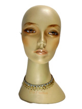 Vintage Sarah Coventry Rhinestone Bib Necklace  - $15.00
