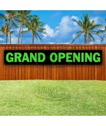 GRAND OPENING Advertising Vinyl Banner Flag Sign LARGE HUGE XXL SIZES USA  - $23.74+