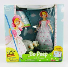 """Toy Story 13.5"""" Signature Figure Bo Peep with Sheep - $55.43"""