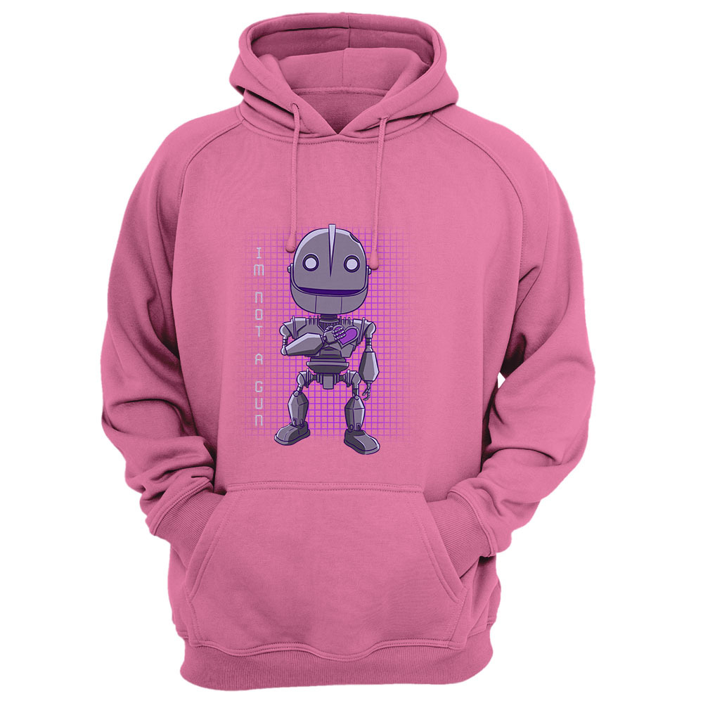 Ready Player One I'm Not A Gun Hoodie