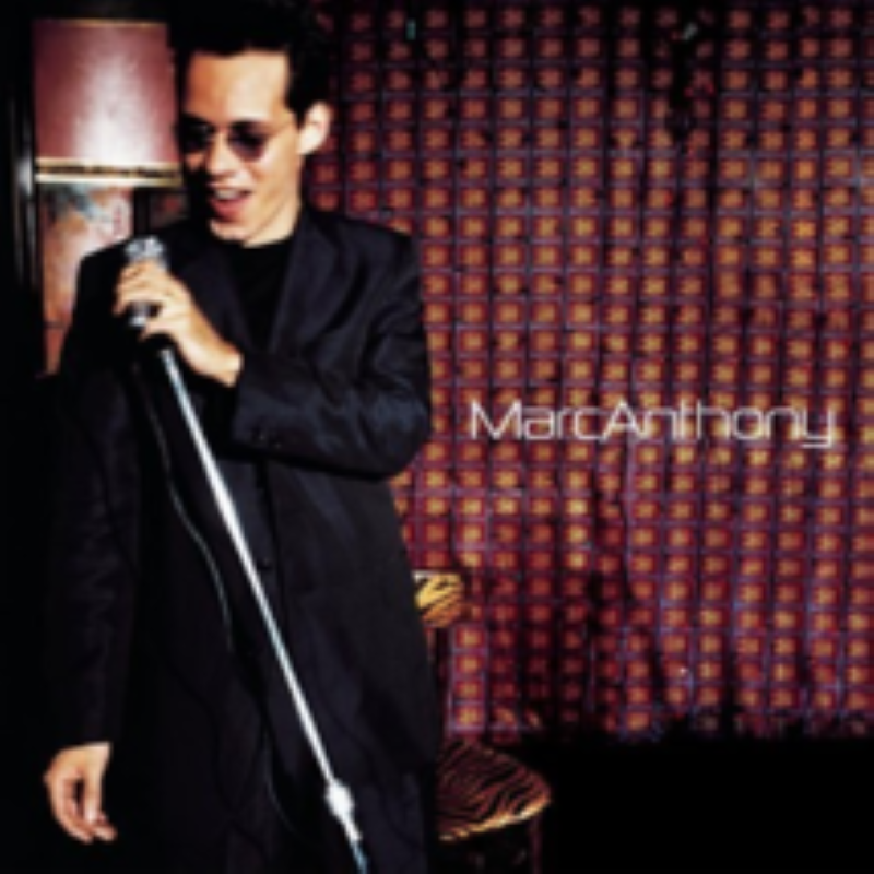 Marc Anthony by Marc Anthony Cd