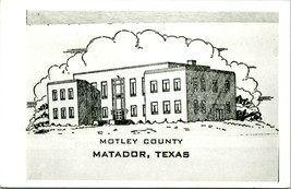 Vtg Postcard RPPC 1940s - Cooke County Court House - Newport Tennessee - $29.95