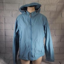 Columbia Jacket Women's Shell Light Blue Size Large L - $19.79