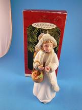 Victorian Christmas Koyada Russian Visitor Hallmark Ornament 1997 Mint I... - $9.89