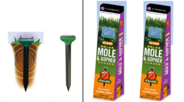 Sol Mate Mole and Gopher Chaser X 2 - $39.90