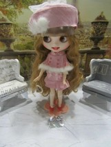 Factory Icy Blythe Bjd Doll W/CARVED Lips -TEETH And Parisian Fashion Outfit W/S - $147.51