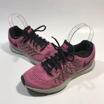 Nike Womens Zoom Pegasus 32 Pink Running Sneakers 2014 Womens Size 6.5 - $29.68