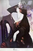 Isaac Maimon-Francesca-1992 Poster - $116.88