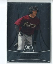 J.D. MARTINEZ RC 2010 Bowman Platinum Prospects #PP23 ROOKIE Astros - $7.49
