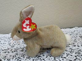 Ty Beanie Baby Nibbly 1998 5th Generation CREASED - $5.93