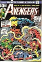 The Avengers Comic Book #126 Marvel Comics Group 1974 VERY FINE/NEAR MINT - $33.75