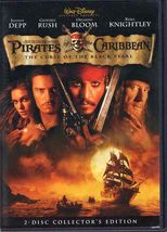 Pirates of the Caribbean (set of 4 movies) Widescreen DVD's - $11.99