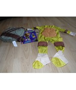 Toddler Size 2T TMNT Teenage Mutant Ninja Turtles Leonardo Costume No He... - $22.00