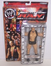 "New! 2003 Jakk's 10th Anniversary RAW ""Steve Austin"" Action Figure WWF W... - $29.69"