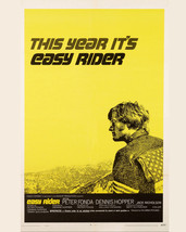 Easy Rider Peter Fonda Dennis Hopper 11x14 Photo great artwork - $14.99