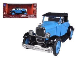 1928 Chevrolet Roadster Blue 1/32 Diecast Model Car by New Ray - $29.08