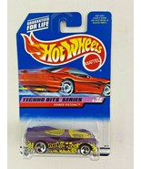 Hot Wheels Techno Bits Power Pistons 1997 Number 690 Die Cast Car 18772 - $6.92
