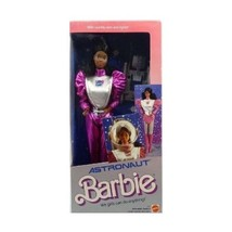 Barbie African-American Astronaut Doll (1985 Mattel) - $52.46