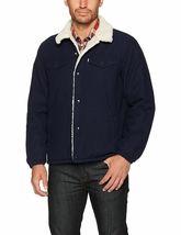 Levi's Men's Premium Multi Pocket Button Up Sherpa Coach Trucker Jacket image 8